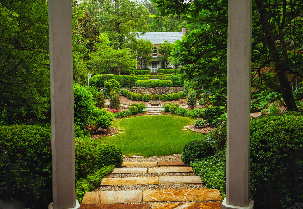 Nothing Less Than Perfection Habersham Gardens